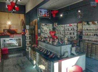 Magasin de chaussures, Saint Pierre