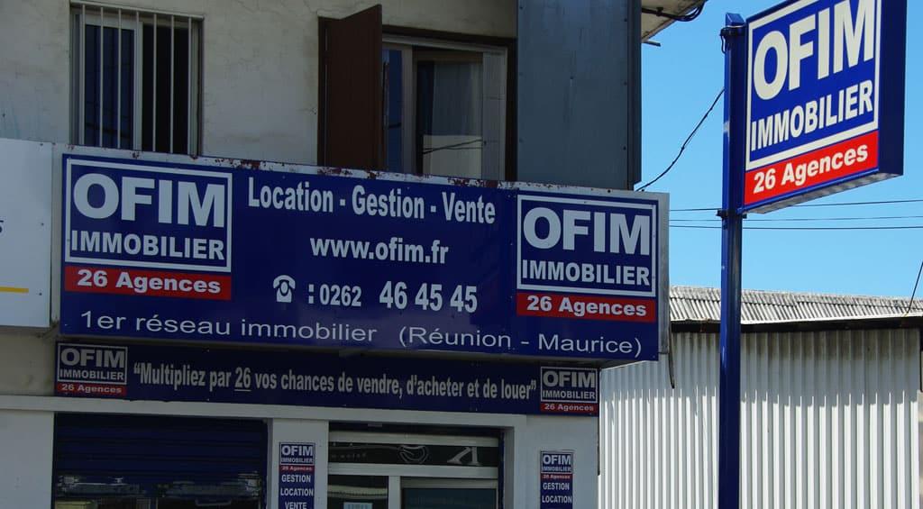 Agence à Saint André