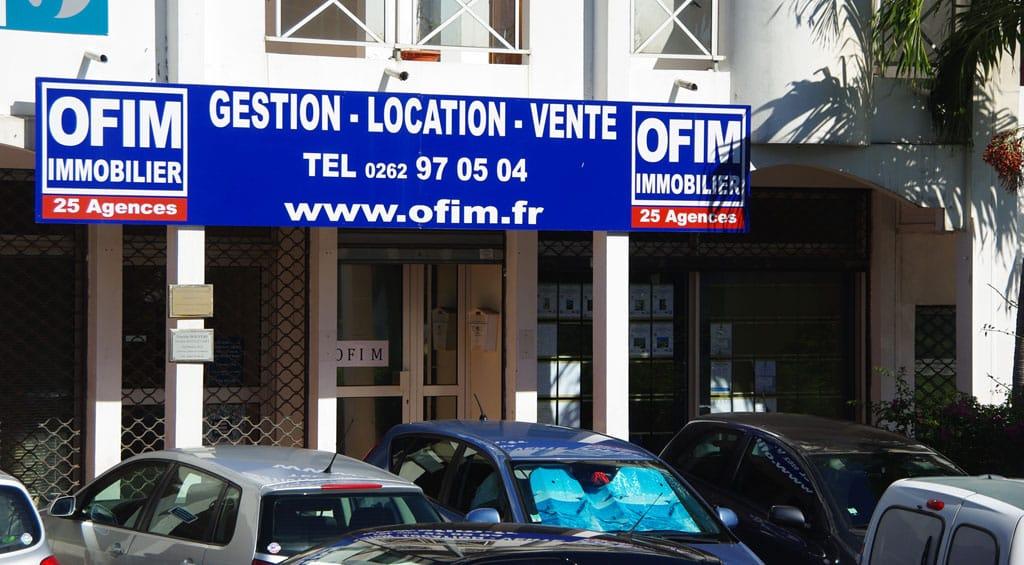 Agence à Sainte Clotilde