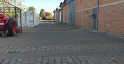 Hangars pour usage de stockage ou industriel, Antanandrano