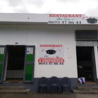 Fond de commerce restaurant, Saint Joseph